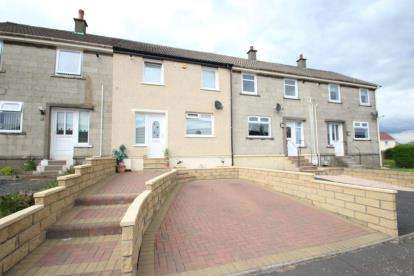 2 Bedrooms House for sale in Drumleyhill Drive, Hurlford, Kilmarnock, East Ayrshire