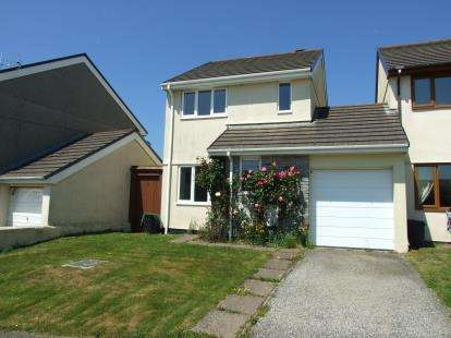 3 Bedrooms Link Detached House for sale in St Columb Minor, Newquay, Cornwall