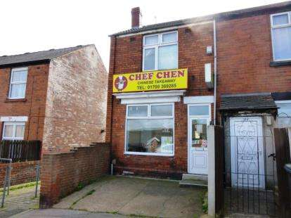 2 Bedrooms Flat for sale in Doncaster Road, Rotherham, South Yorkshire