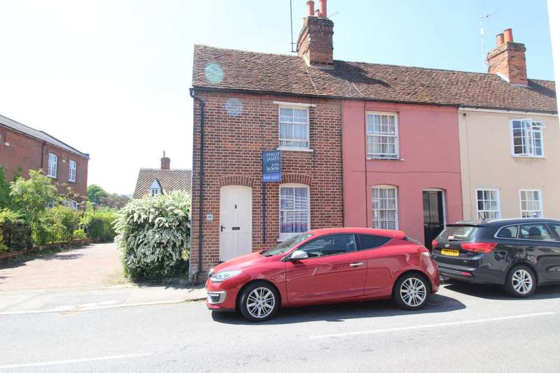 2 Bedrooms Semi Detached House for sale in Stoneham Street, Coggeshall