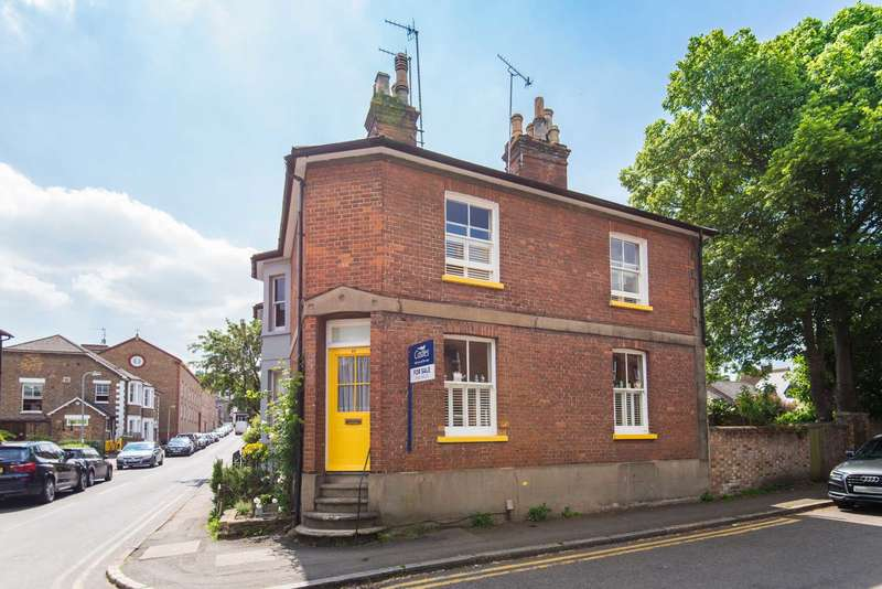 2 Bedrooms Semi Detached House for sale in Chapel Street, Berkhamsted