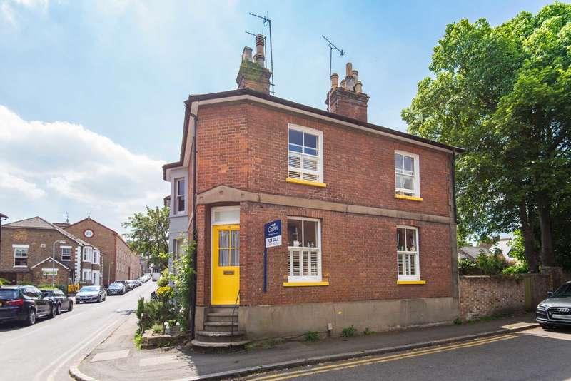 2 Bedrooms Semi Detached House for sale in Chapel Street, Berkhamsted