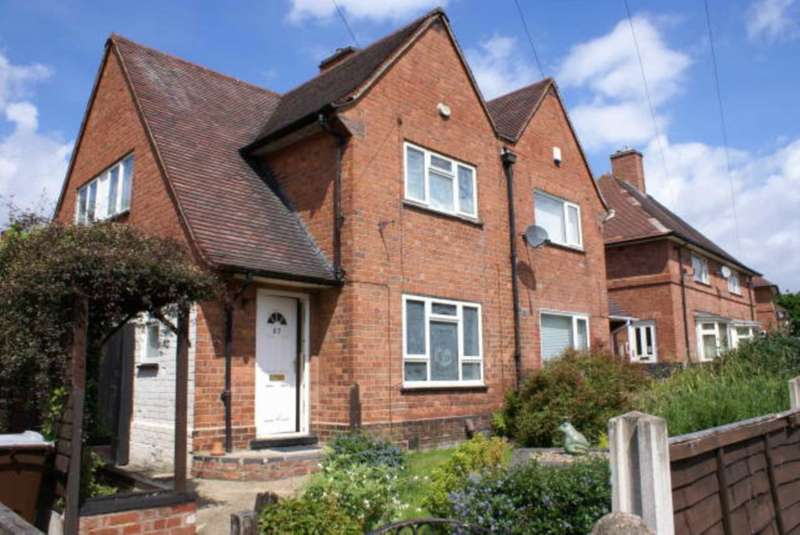 3 Bedrooms Semi Detached House for sale in Saxondale Drive, Bulwell
