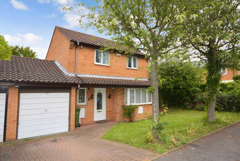 3 Bedrooms Link Detached House for sale in Oldbrook