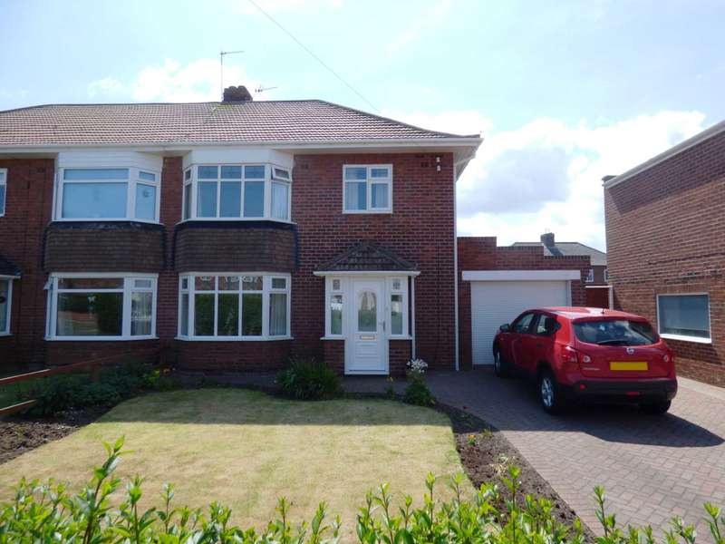 3 Bedrooms Semi Detached House for sale in The Kirklands, Marske By The Sea