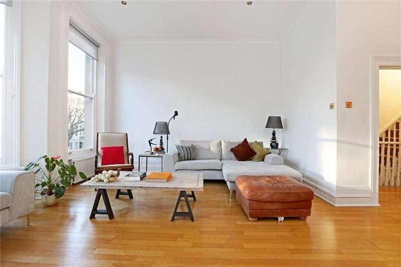 4 Bedrooms Flat for sale in Warwick Avenue, Maida Vale, London, W9