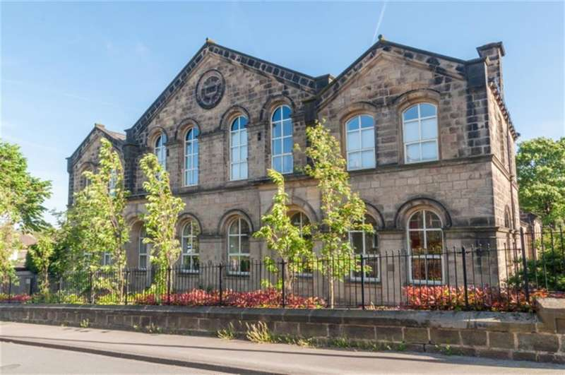 2 Bedrooms Ground Flat for sale in Trinity View, Farsley, LS28 5GL