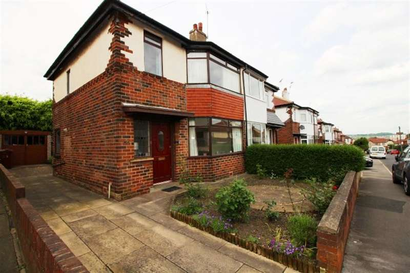 3 Bedrooms Semi Detached House for sale in Merton Gardens, Pudsey, LS28