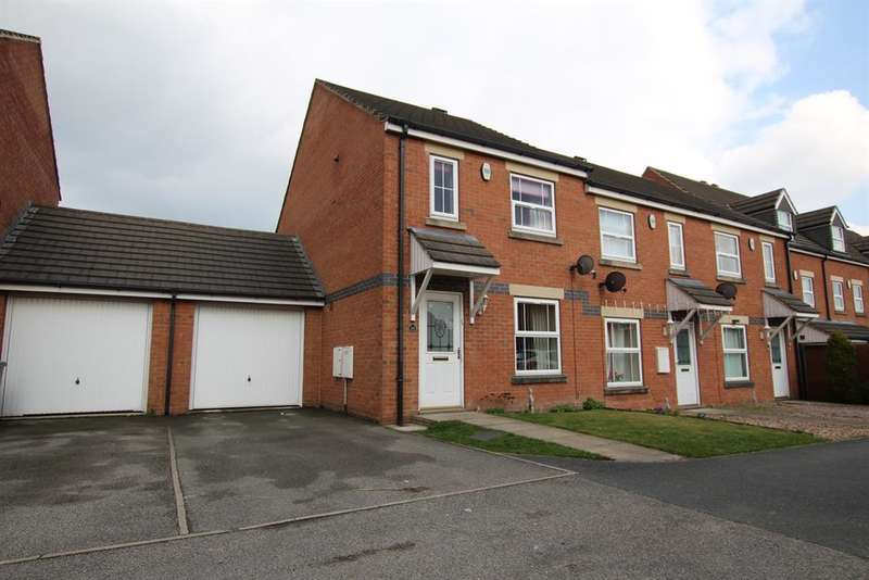 2 Bedrooms End Of Terrace House for sale in New St , Bradford, West Yorkshire, BD4 6AN