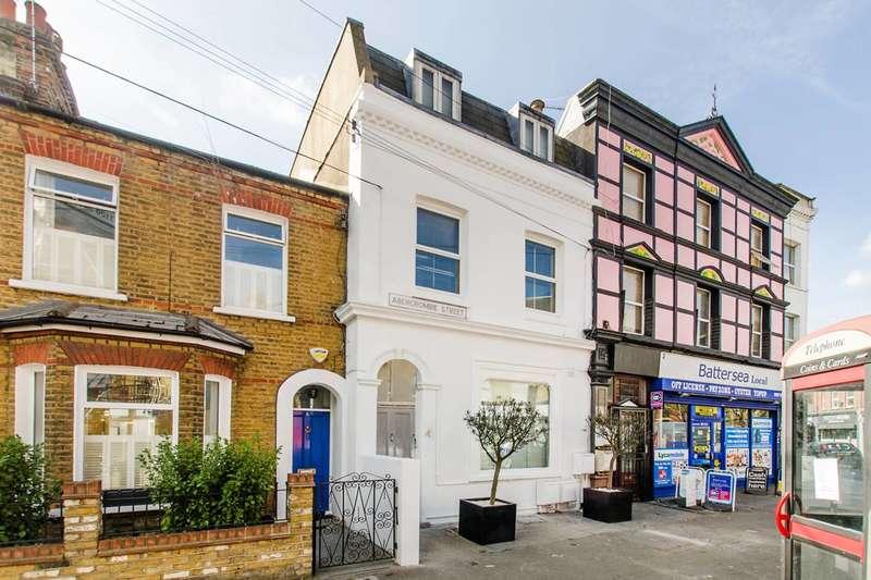 1 Bedroom Flat for sale in Abercrombie Street, Battersea, SW11