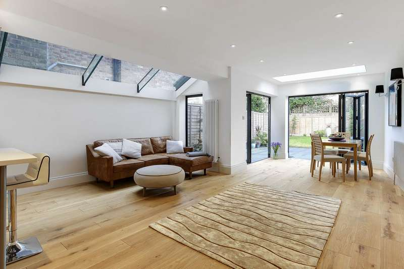 5 Bedrooms Property for sale in Barrington Road, Crouch End, London, N8