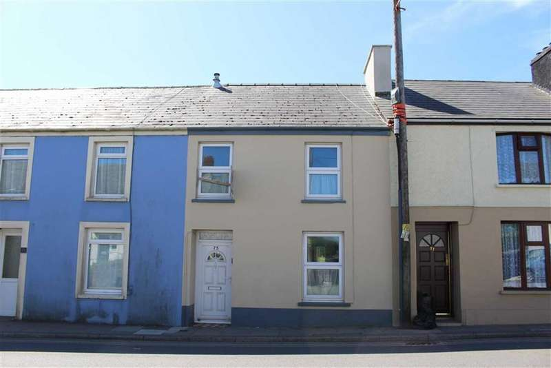 3 Bedrooms Property for sale in Portfield, Haverfordwest