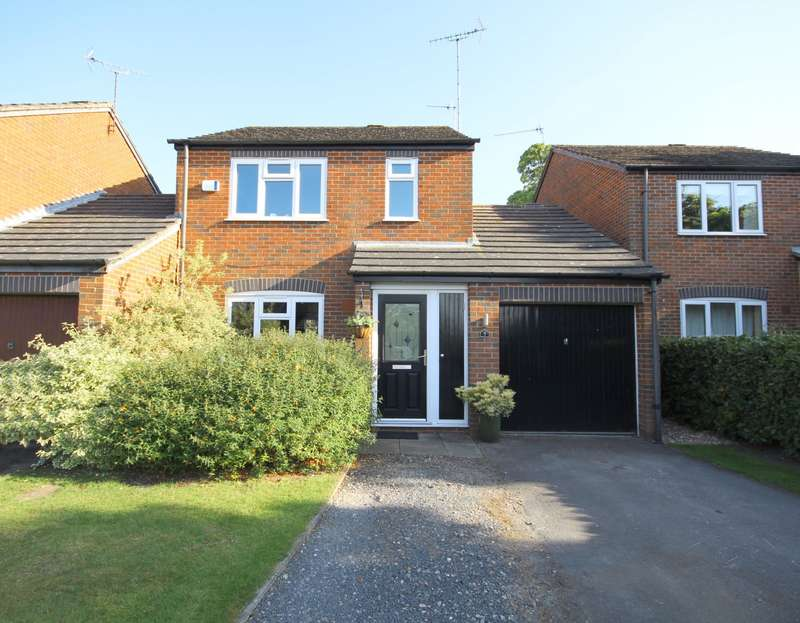 3 Bedrooms Link Detached House for sale in Periam Close, Henley-on-Thames, RG9