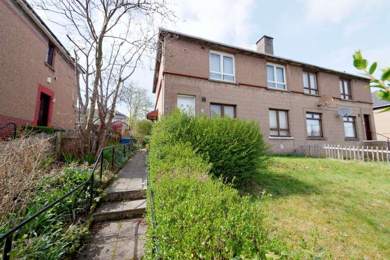 2 Bedrooms Flat for sale in Hyndlee Drive, Cardonald, Glasgow, G52 2DQ