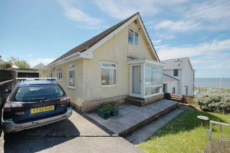 3 Bedrooms Detached House for sale in 28 Seaview Drive, Ogmore By Sea, Vale of Glamorgan CF32 0PB