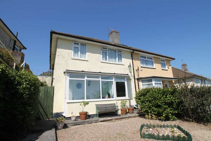 3 Bedrooms Semi Detached House for sale in Severn Place, Plymouth, PL3 6JJ
