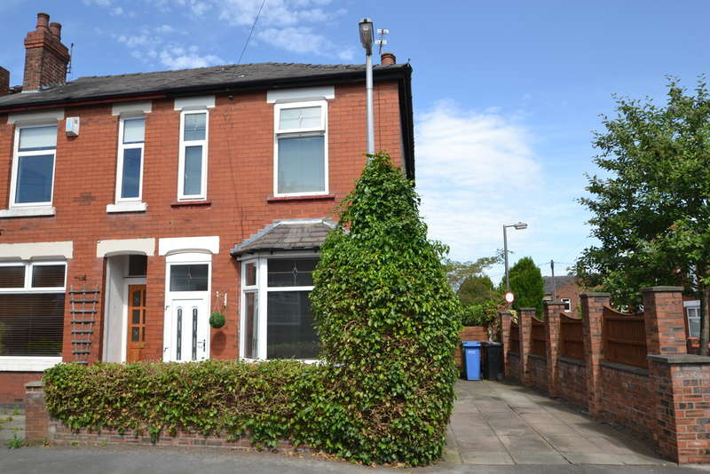 3 Bedrooms Semi Detached House for sale in Merton Road, Cheadle Heath