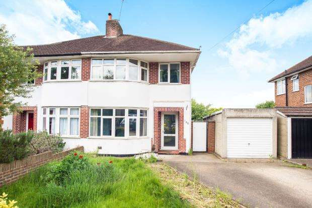 3 Bedrooms Semi Detached House for sale in Claygate, Esher, Surrey