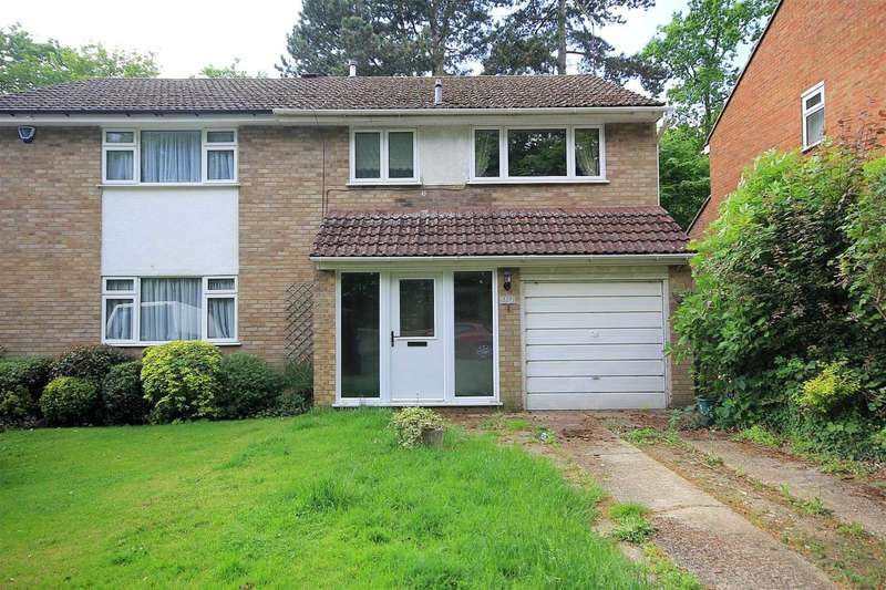 3 Bedrooms Semi Detached House for sale in Neptune Drive, Hemel Hempstead