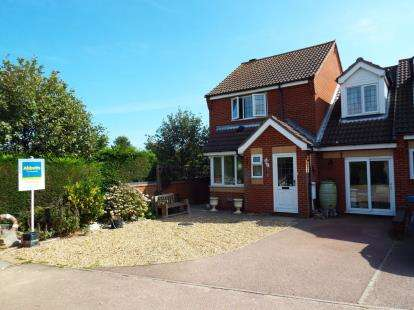 4 Bedrooms Semi Detached House for sale in Sheringham, Norfolk