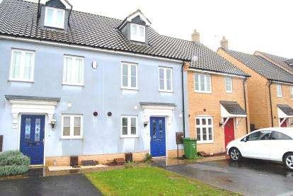 3 Bedrooms Terraced House for sale in West Lynn, King's Lynn, Norfolk