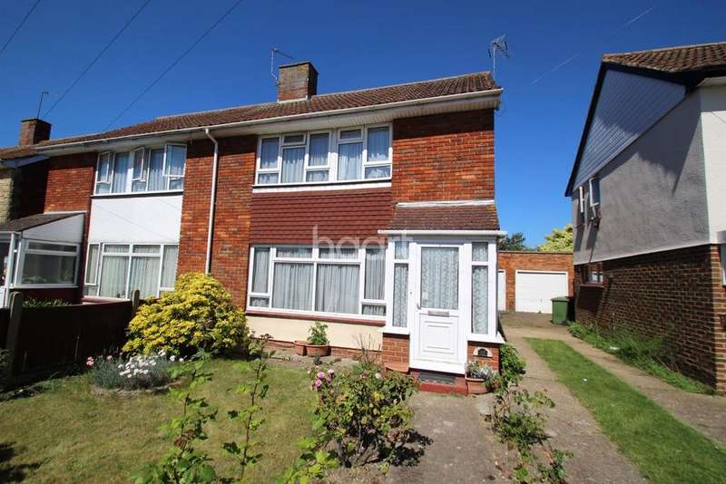 3 Bedrooms Semi Detached House for sale in St Annes Avenue