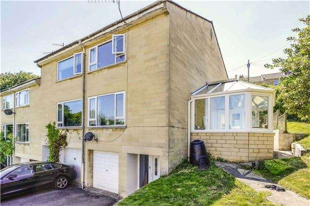 3 Bedrooms End Of Terrace House for sale in Fairfield Avenue, BATH, Somerset, BA1