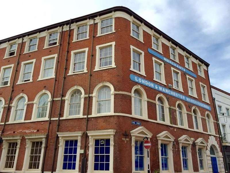 1 Bedroom Apartment Flat for sale in Merchants Warehouse, Robinson Row, Hull, HU1 2QX