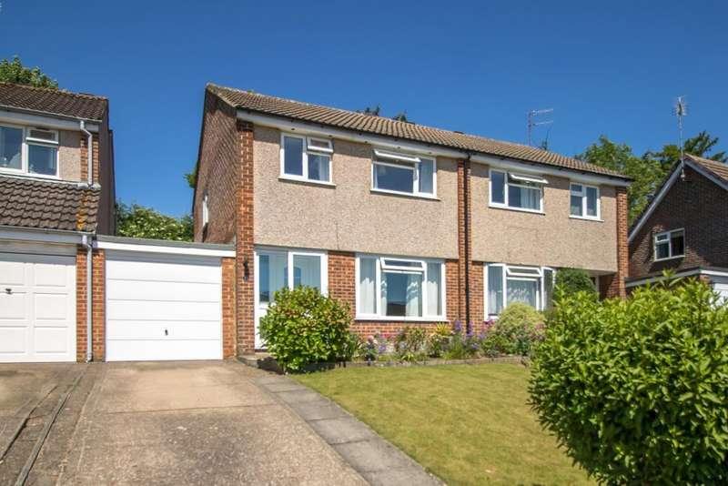 3 Bedrooms Semi Detached House for sale in Mallard Road, Selsdon Vale, CR2 8PX