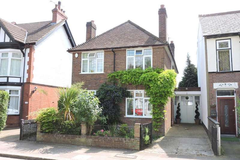 3 Bedrooms Detached House for sale in Tennyson Road, Luton, Bedfordshire, LU1 3RP