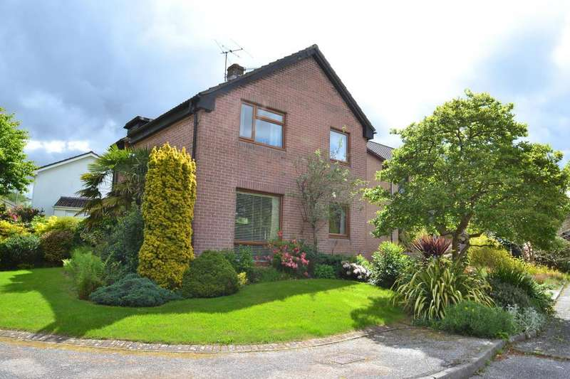 3 Bedrooms Detached House for sale in Trewithan Parc, Lostwithiel