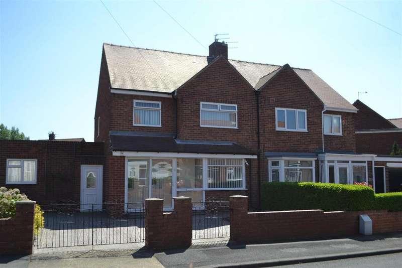 3 Bedrooms Semi Detached House for sale in Gordon Avenue, Castletown, Sunderland