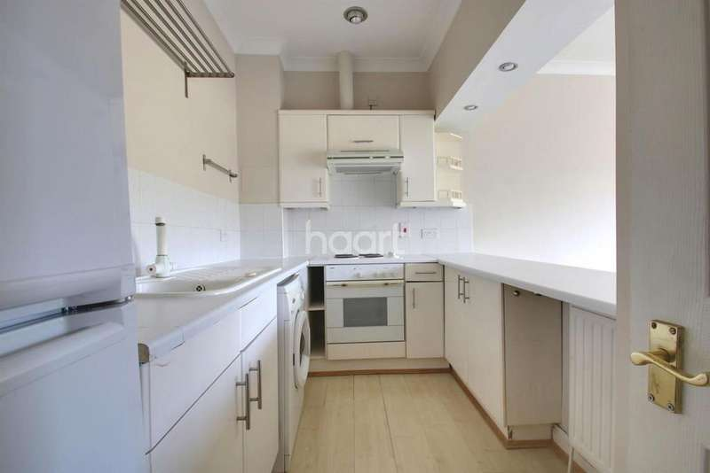 1 Bedroom Flat for sale in Edward Court, Capstone Road, Chatham
