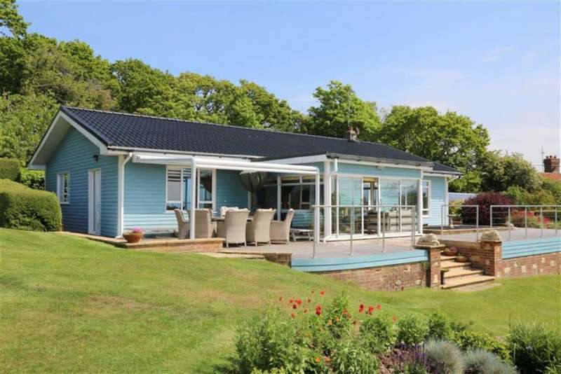 4 Bedrooms Detached Bungalow for sale in Chick Hill, Pett