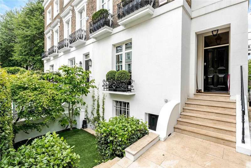 4 Bedrooms End Of Terrace House for sale in Artesian Road, Notting Hill, London, W2