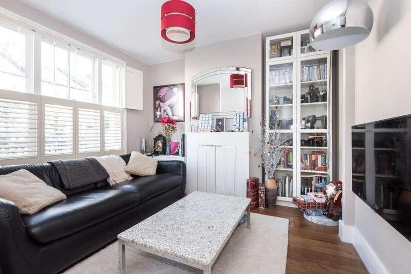 3 Bedrooms Terraced House for sale in Mereway Road, Twickenham Green, TW2