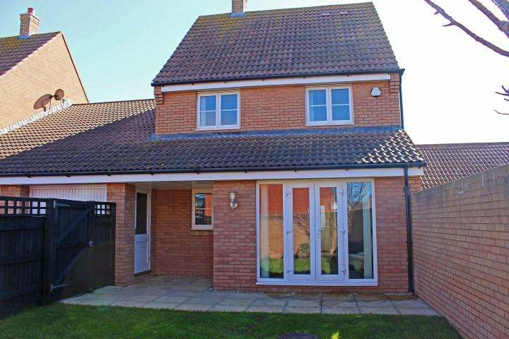 5 Bedrooms Semi Detached House for sale in Holm View, Watchet