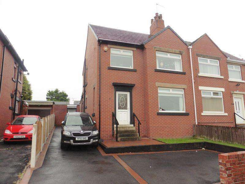 3 Bedrooms Semi Detached House for sale in Manor Way, Hoyland, S74 9QX - Viewing Absolutley Essential