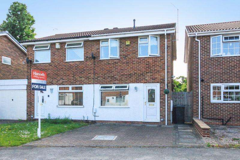 2 Bedrooms Semi Detached House for sale in FAIRWOOD DRIVE, ALVASTON