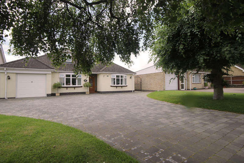 4 Bedrooms Detached House for sale in Breach Lane, Earl Shilton