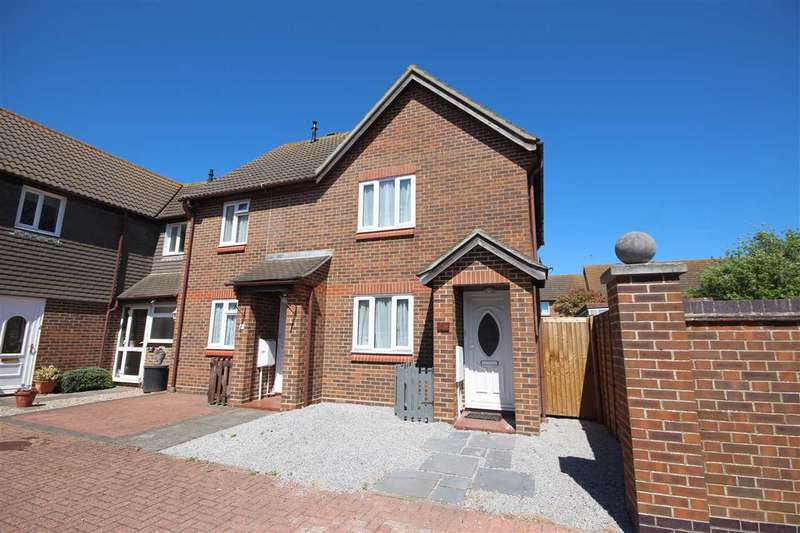 2 Bedrooms End Of Terrace House for sale in Weymouth Close, Clacton-On-Sea