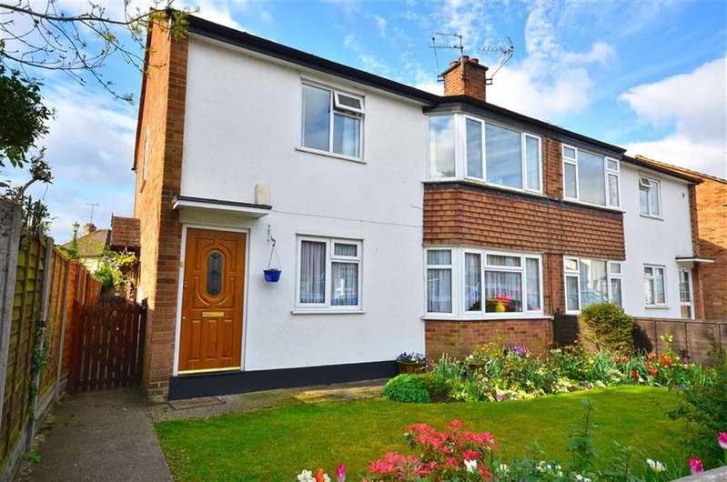 2 Bedrooms Maisonette Flat for sale in New Road, Croxley Green, Hertfordshire