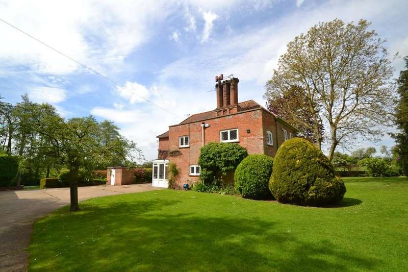 3 Bedrooms Detached House for sale in Thurning