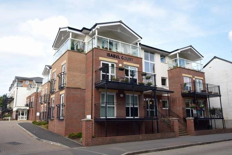 1 Bedroom Apartment Flat for sale in Cowick Street, St.Thomas, EX4