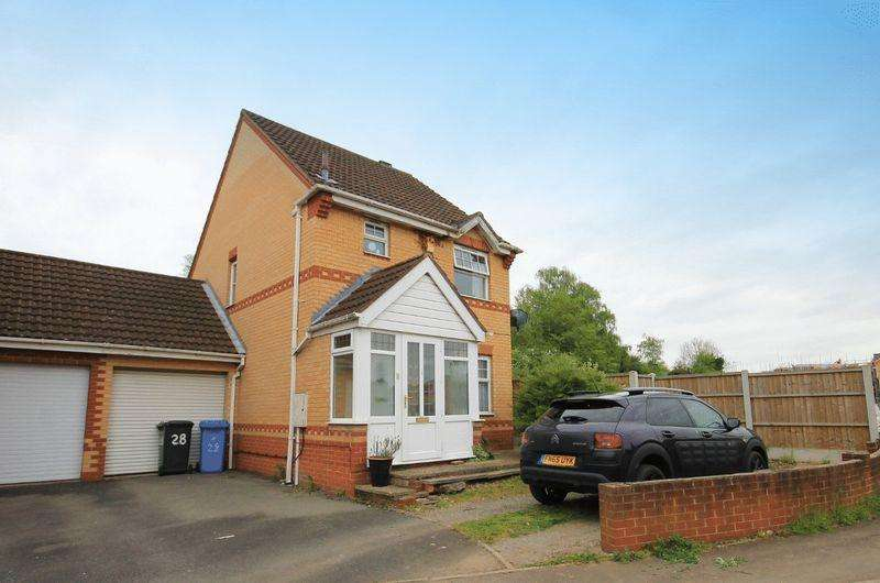 3 Bedrooms Detached House for sale in PARKLAND DRIVE. CHELLASTON