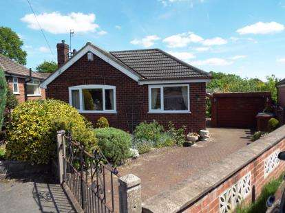 3 Bedrooms Bungalow for sale in High Meadows, Romiley, Stockport, Greater Manchester