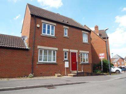 3 Bedrooms Semi Detached House for sale in Adelante Close, Stoke Gifford, Bristol, Gloucestershire