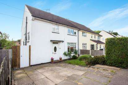 3 Bedrooms Semi Detached House for sale in Muirfield Road, Watford, Hertfordshire, .