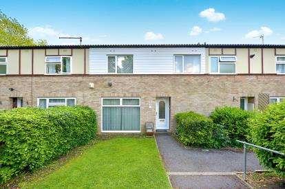 3 Bedrooms Terraced House for sale in Myrtle Bank, Stacey Bushes, Milton Keynes, Buckinghamshire