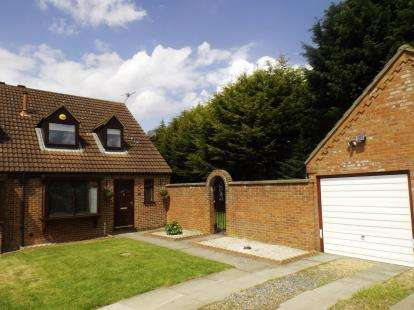 3 Bedrooms Semi Detached House for sale in Walton Park, Walton, Peterborough, Cambs